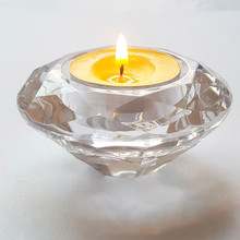 Dimond Shape Tealight Candle Holders or Tealight Candle Stands
