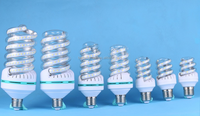 LED Energy Saving lighting Led bulb e27 b22 led spiral lamp 24w led spiral corn light