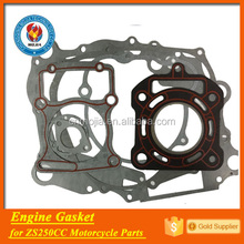 ZS250 motorcycle engine parts cylinder head gasket