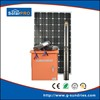 "small systerm high power solar dc power system 4"" submersible solar water pump"