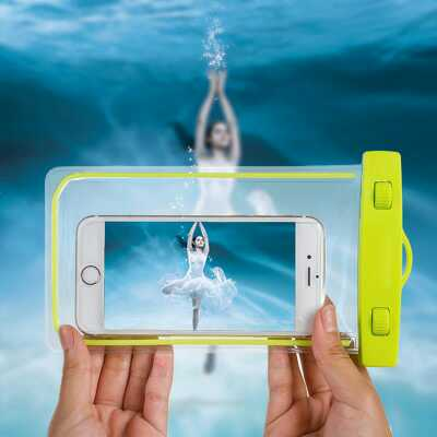 waterproof mobile phone silicone case for samsung galaxy core prime