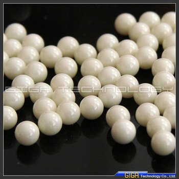 zirconia ceramic balls for bearings