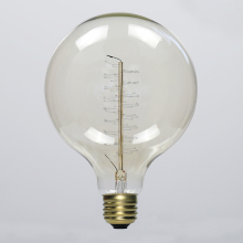 G125 Globes Series Light Bulb Edison E27 incandescent Tungsten Hot Selling In Bahrain