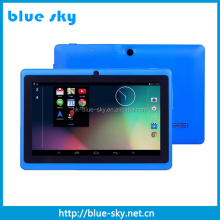 New 7 inch bulk wholesale android tablet pc dual core cheapest super slim MID