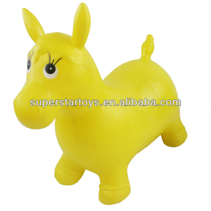 jumping horse in different colors 213040103