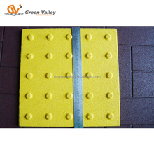 Superior quality rubber paving tiles rubber mat for playground