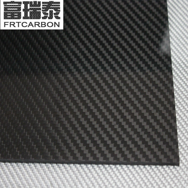 CRFP sheet Carbon Fibre Reinforced Plastics fabric laminated sheet plates made in China