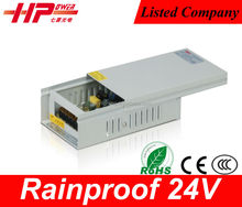 Factory price CE RoHS constant voltage single output AC DC 5a 120w 24v ac/dc power supply 24v 5a led strip light driver
