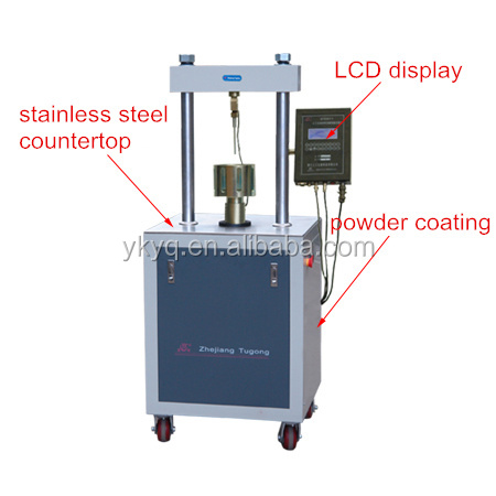 STDSY-1 Geosynthetic Materials Bursting & Puncture Testing Machine/Bursting Strength Tester price