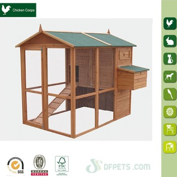Factory price large easy-cleaning broiler chicken cage