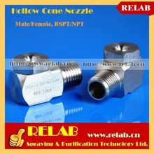 Air Washer Water Spray Stainless Steel Hollow Cone Nozzle