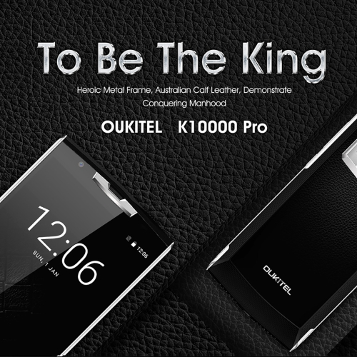 2017 Newest design 10000mAh Battery OUKITEL K10000 Pro 32GB 5.5 inch Android 7.0 MTK6750T Octa Core smartphone