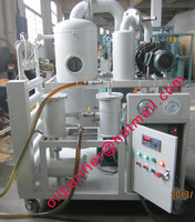 Double Stage Vacuum Transformer Oil Purifier Plant, Vacuum Centrifuging Oil Filtering Unit