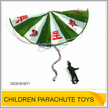 Promotional solider play set plastic parachute toy OC0181971