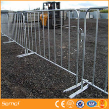 Hot Dipped Galvanized Steel Road Barrier Price