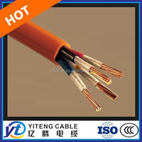 Fire Resistant Copper Conductor XLPE Insulated Cables