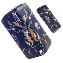 hot sell gundam anime cartoon wallet for wholesale