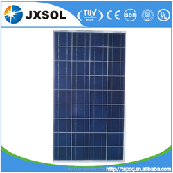 high efficiency cheap price 125*125 pv poly solar cell for 100w solar panel
