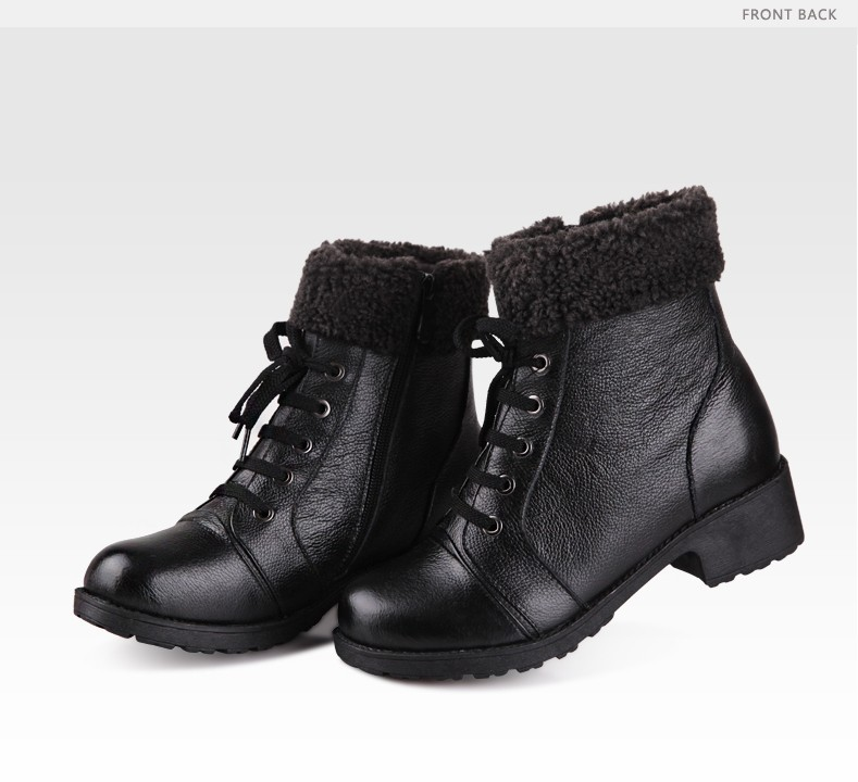 italian winter women leather fashion shoes boots 2013