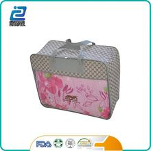 Top grade wire frame pe plastic packaging quilt bags