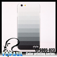 For iphone5s custom cell phone housing in TPU