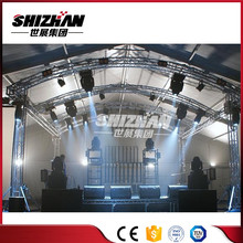 Lightweight Aluminum Structure Roof Truss for exhibition Building