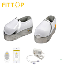 Portable intelligent electric shiatsu foot spa massager machine