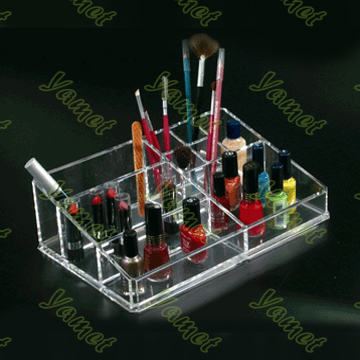 Best customized acrylic cosmetic display stand
