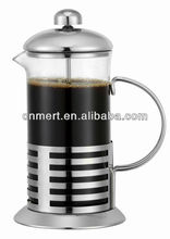 2014 hot sale stainless steel french presses&coffee maker top quality
