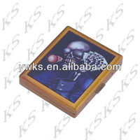 Bling aluminium cigarette case e cigarette