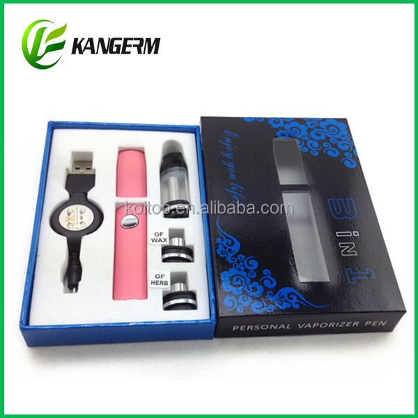 Factory Price 2014 best globe wax vaporizer pen e paradise