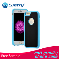 anti gravity case for smartphone free sample manufacturer back cover magical anti gravity case for iphone 6s plus