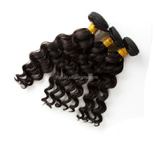 Superior quality hair extensions canada of hair weft