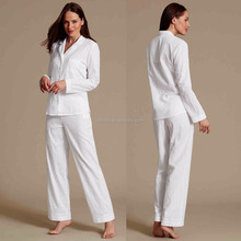 Hot-sale Mature Sleepwear Pure Cotton Striped Long Sleeve Women Sleepwear Pyjama Set Secret Treasures Sleepwear