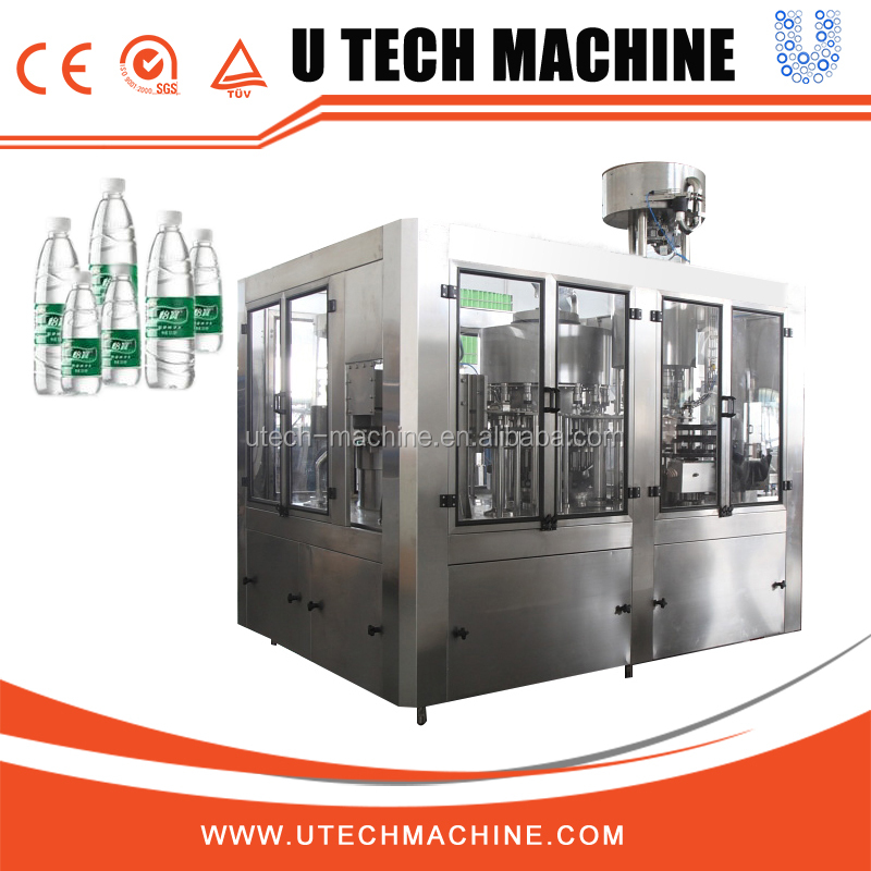 Drinking Pure Water Filling Processing Machine / Plant