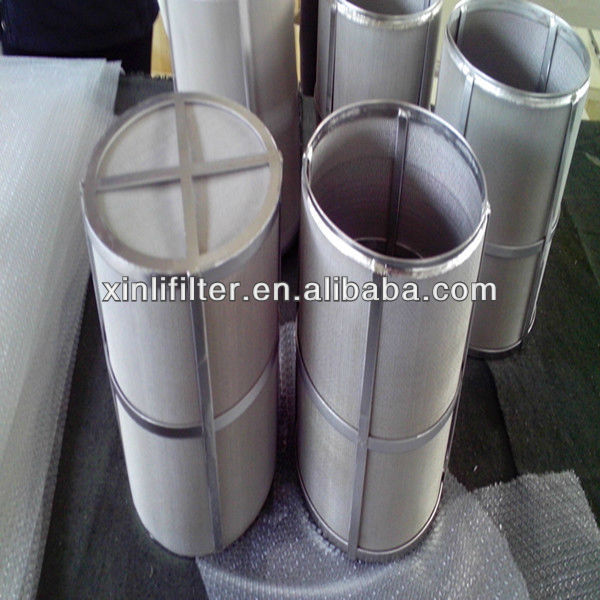 SS Filter Media /Spiral Welded Pipes Sell