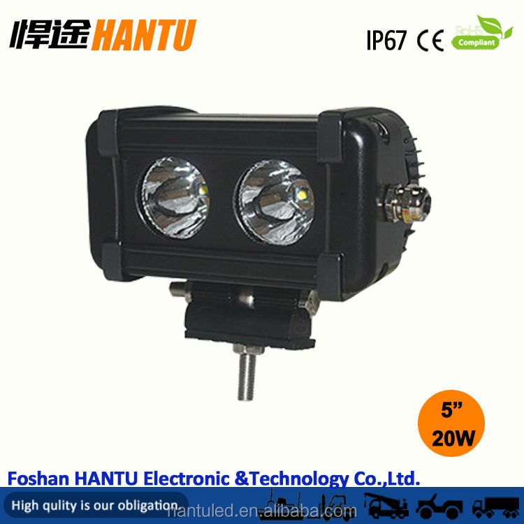 led Work Driving Light Bar auto led working light led stalk lights