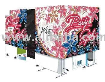 Party Girl-Purikura Booth | Photo Sticker Machine