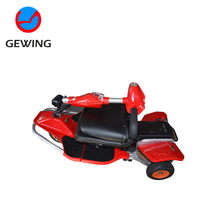 CE Approved Wholesale Electric 3 Wheel Standing Scooters China