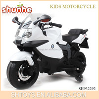 New product cool 6V kids ride on plastic electrice kids motorcycle