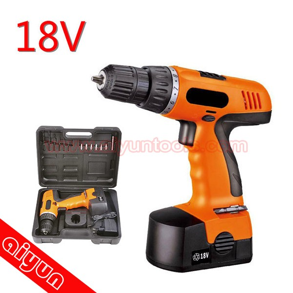 18V Cordless Drill super power tools electric drill pistol drill electric screwdriver