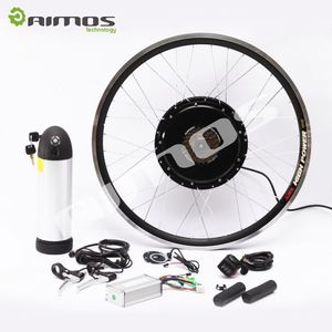 DM-210 Electric Bike Conversion Kit - Front Hub Motor