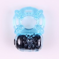 RC011F/5 Speed Vibrator Cock Ring Cock And Ball Penis Ring Sex toys supplier