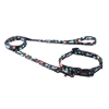 custom sublimation dog collar leash