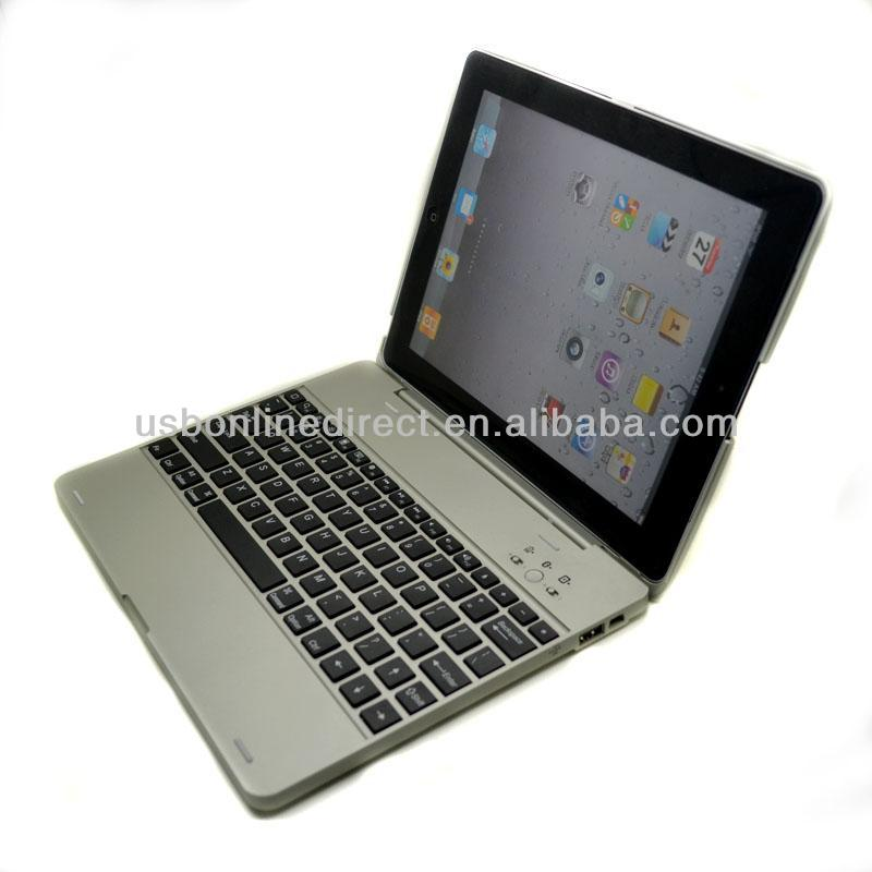 2.4Ghz bluetooth wireless bluetooth keyboard for ipad 3 for ipad keyboard case bluetooth