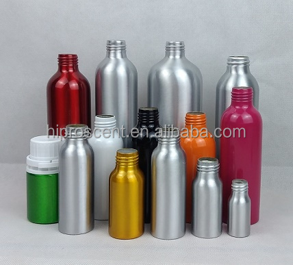 50ml/65ml/100ml/120ml/500ml/2oz/3oz/4oz/16oz aluminium/aluminum perfume spray bottle