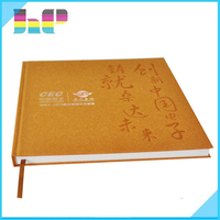China Cheap all size Hardcover Book Printing service