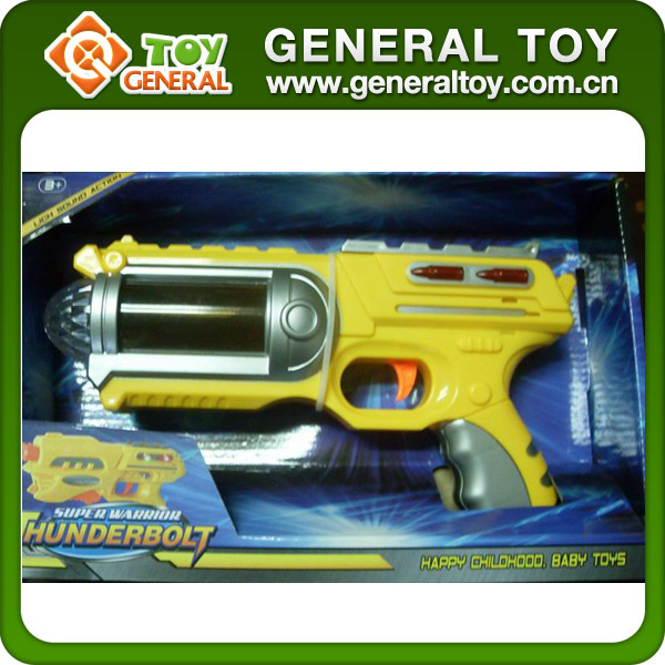 51*11*4cm 2PCS Plastic Toy Gun Safe Pirate Gun Toy