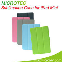 magnetic flip tpu pc cases for ipad mini