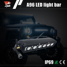 Guangzhou wholesale price Curved auto car led 4x4 light bar 300W barra led off road